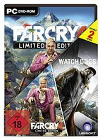 Far Cry 4: Limited Edition + Watch Dogs (PC)