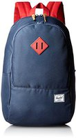 Herschel Nelson Backpack navy/red rubber