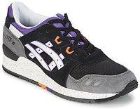Asics Gel-Lyte III black/white/purple