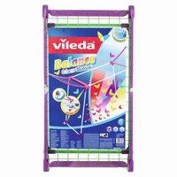 Vileda Viva Dry Compact - Dunkelpink