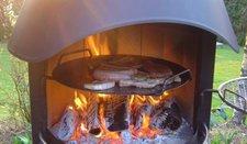 Girse Design Steakpfanne für Kamine Type 2
