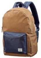Herschel Settlement Backpack caramel/navy rubber