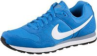 Nike MD Runner Suede photo blue/white/dove grey