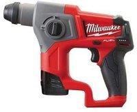 Milwaukee M12 CH (2 x 2,0 Akkus, Kitbox)
