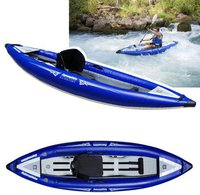 Aquaglide Klickitat One HB Inflatable Kayak