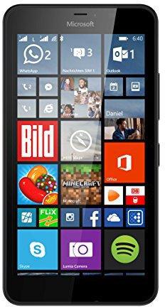 Microsoft MS Lumia 640 XL LTE Schwarz ohne Vertrag