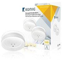König Electronics SAS-SA1052V Duo-Pack