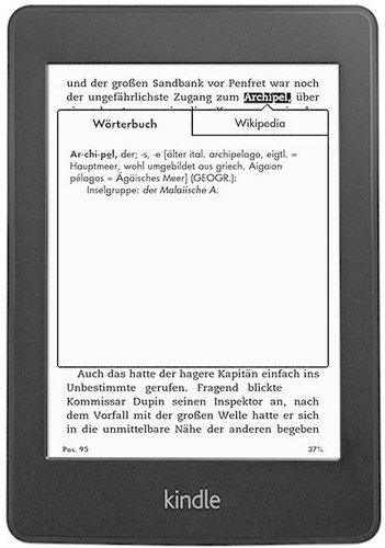 Kindle Paperwhite (2014)