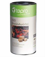 Tepro Anzünder aus Holz & Wachs