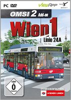 OMSI 2: Wien 1 - Linie 24A (Add-On) (PC)