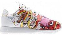Adidas ZX 500 2.0 W Rita Ora Dragon Print white