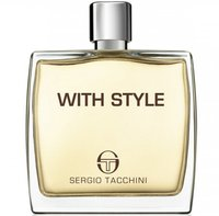 Sergio Tacchini With Style Eau de Toilette (100 ml)