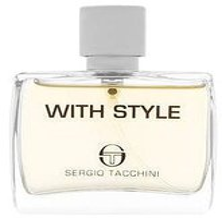 Sergio Tacchini With Style Eau de Toilette