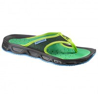 Salomon RX Break black/fern green/methyl blue