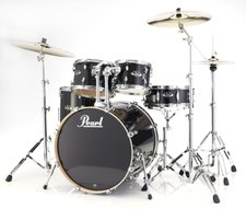 Pearl Export Lacquer Black Smoke (EXL725F/C248)