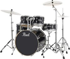 Pearl Export Lacquer Black Smoke (EXL725S/C248)