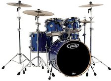 Pacific Drums & Percussion Concept Maple Silver To Black (CM5)