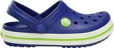 Crocs Kids Crocband cerulean blue/volt green