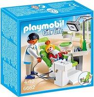 Playmobil City Life - Zahnarzt (6662)