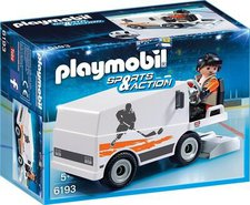 Playmobil Sports & Action - Eisbearbeitungsmaschine (6193)