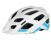 Cube Helm Pro white'n'blue