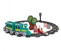 BIG Bloxx Mascha und der Bär - Train Fun