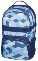 Herlitz be.bag Cube Blue Checked