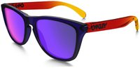 Oakley Frogskin OO9013-45 (purple/positive red iridium)