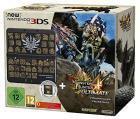 Nintendo New 3DS + Monster Hunter 4 Ultimate Pack