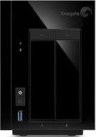 Seagate NAS Pro 2-Bay 10TB - (2x5TB)