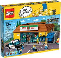 LEGO The Simpsons - Kwik-E-Mart (71016)