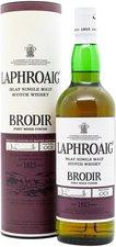 Laphroaig Brodir Port Wood Finish 0,7l 48%