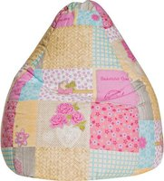 Magma Heimtex Bean Bag XL Patchwork