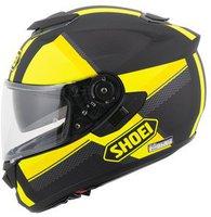 Shoei GT-Air Exposure schwarz/gelb