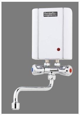 Quantex Thermoflow ELEX 3,5 mit Armatur