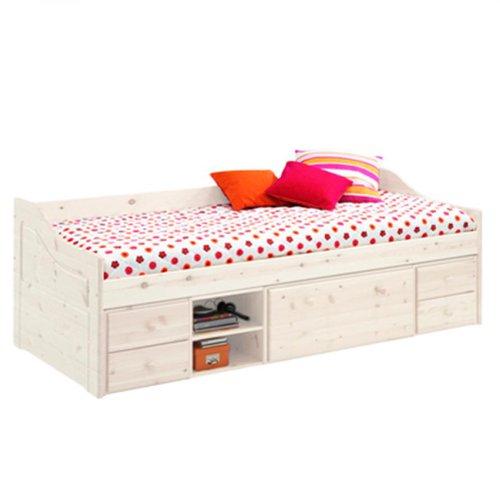 Steens Furniture Ltd Liege Melanie white-wash