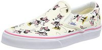 Vans Slip-On Disney minnie mouse/classic white
