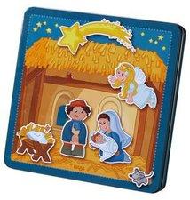Haba Magnetspiel Im Stall von Bethlehem