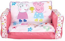 Worlds Apart Peppa Pig Flip Out Sofa Junior