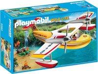 Playmobil Löschflugzeug (5560)