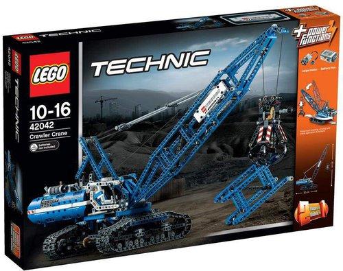 LEGO Technic - Seilbagger (42042)
