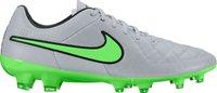 Nike Tiempo Legacy FG wolf grey/black/green strike