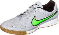 Nike Tiempo Genio LTR IC wolf grey/black/green strike