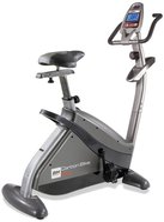 BH Fitness Heimtrainer Carbon Bike, silber, H8702R