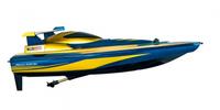Carrera RC RC Race Boat black