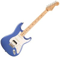 Fender American Standard Stratocaster HSS Shawbucker Ocean Blue Metallic