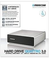 Freecom Hard Drive Quattro 3.0 6TB