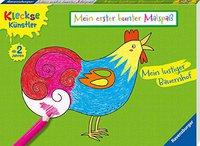 Ravensburger Mein erster bunter Malspaß: Mein lustiger Bauernhof