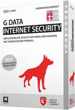 Gdata Internet Security 2015 (3 User) (1 Jahr) (DE) (Win) (ESD)