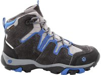 Jack Wolfskin Mountain Attack Mid Texapore Boys classic blue